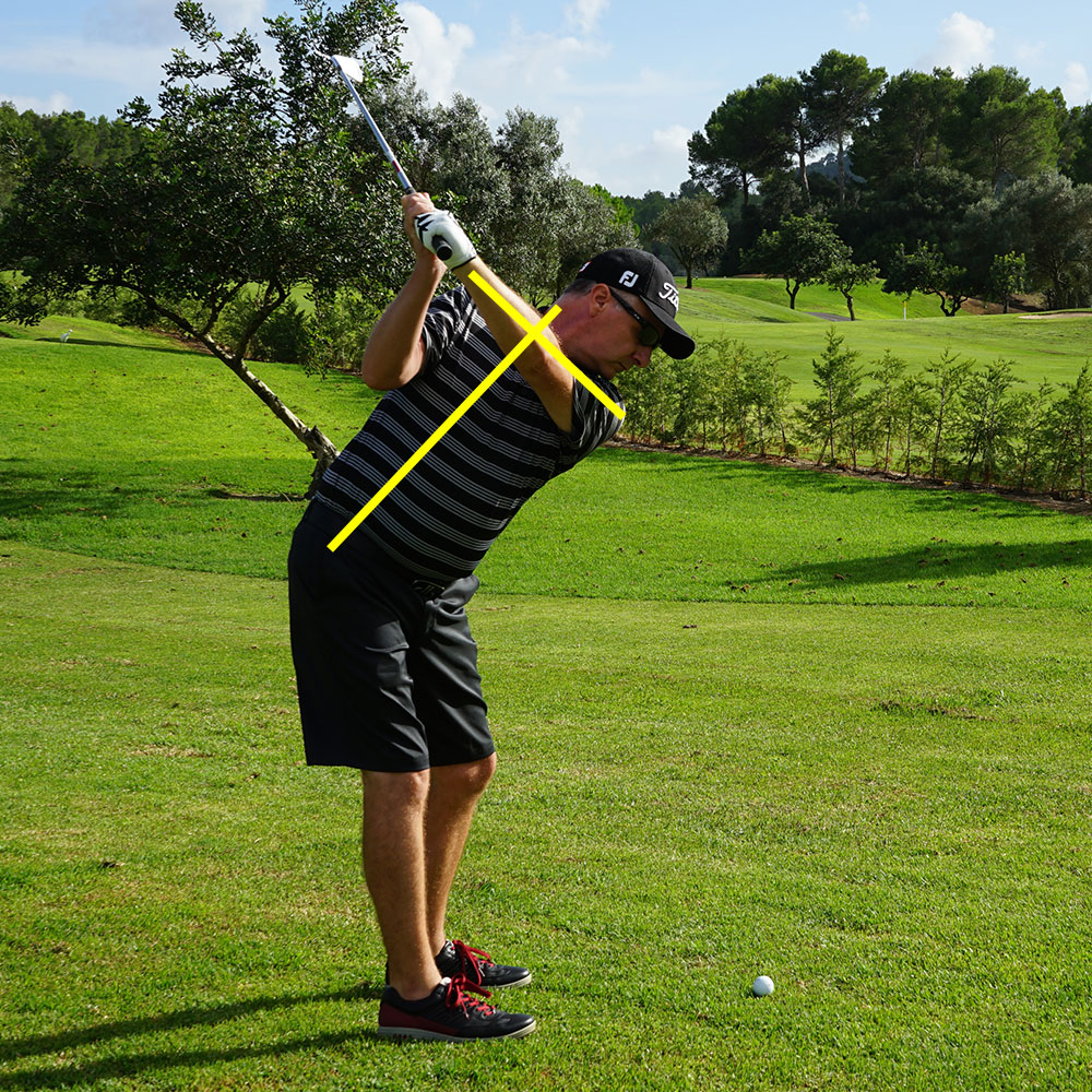 Golf: Golf Swing Drill 308. Backswing: How To Feel The Correct