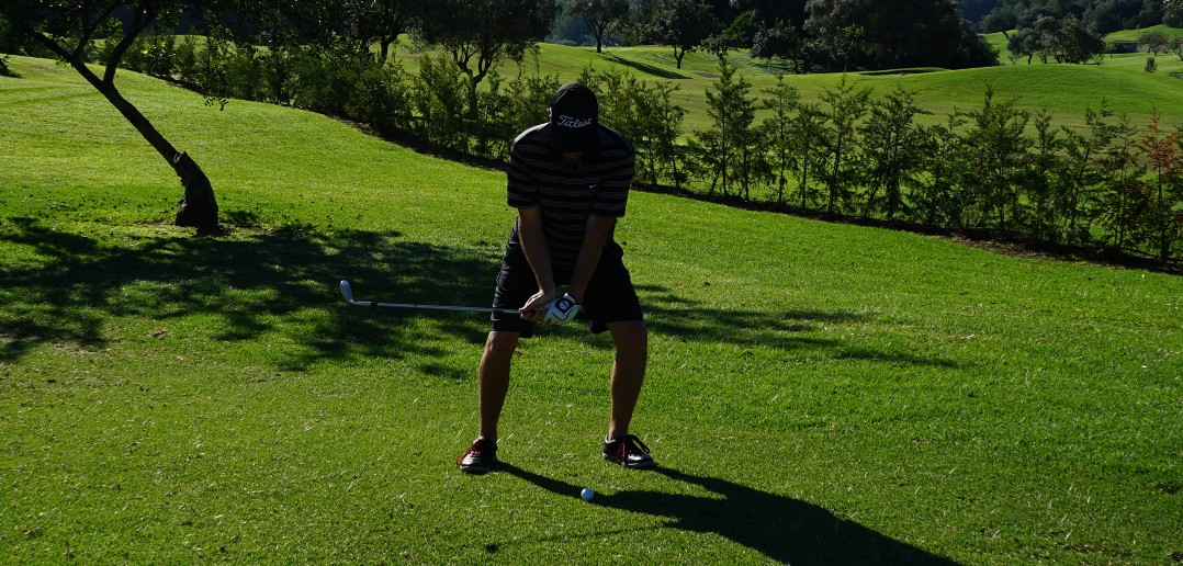 Golf Pitching & Chipping: The Pop-Chip