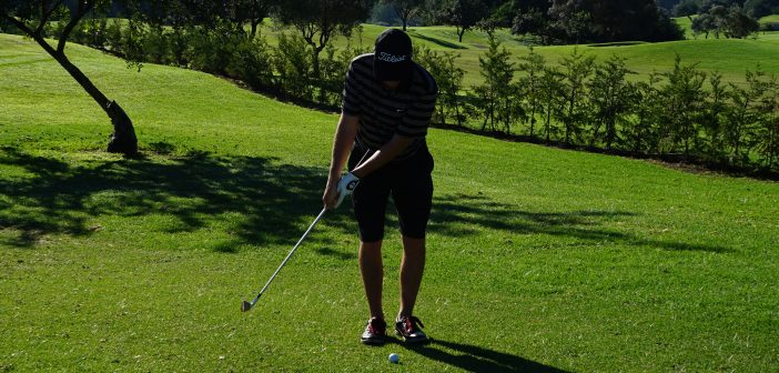 Golf Pitching & Chipping: The Putt-Chip